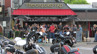 Oxford Tap Bike Night 2016